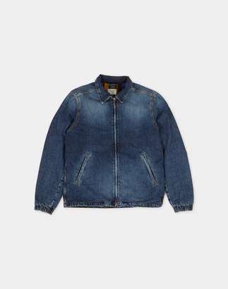 Nudie Jeans Torkel Denim Jacket Vintage Blue