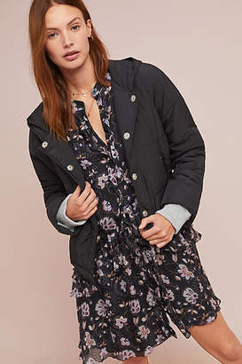 Splendid Hooded Puffer Jacket