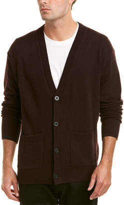 Vince Easy Fit Wool & Cashmere-Blend Cardigan
