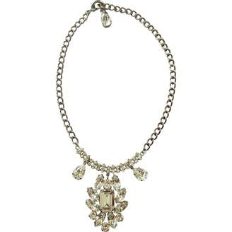 Dolce & Gabbana Silver Metal Necklace