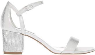 Aurora Silver Sandal