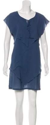 See by Chloe Layered Midi dress
