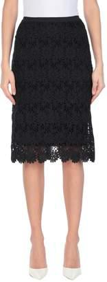 Muveil Knee length skirts