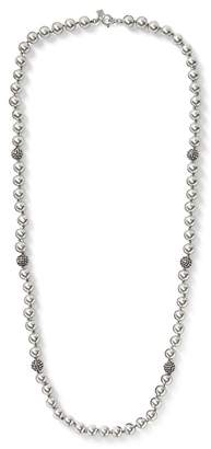 Banana Republic Pearl Pave Long Necklace