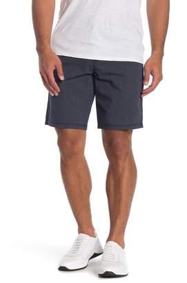 John Varvatos Triple Needle Patch Pocket Shorts