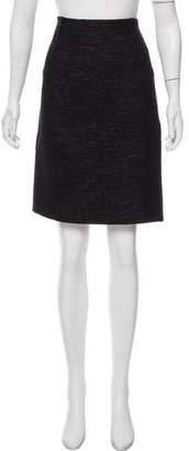 Calvin Klein Collection Wool Pencil Skirt