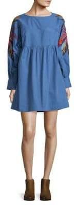 Free People Mini Obsessions Mini Dress