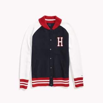 Tommy Hilfiger Knit Varsity Jacket