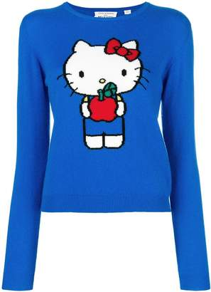 43ef19be8 Hello Kitty Chinti & Parker cashmere sweater
