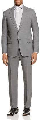 Armani Collezioni Tonal Plaid Regular Fit Suit $1,795 thestylecure.com