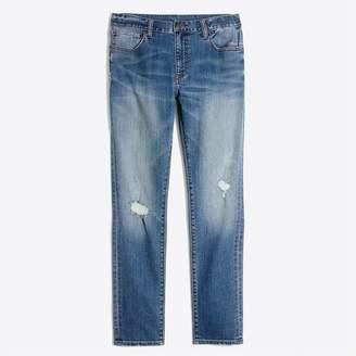 Mercantile Slim-fit flex jean in luck wash