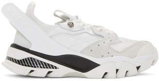 Calvin Klein White Carla Sneakers
