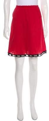 Marni Lightweight Knee-Length Skirt