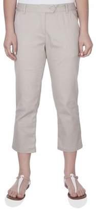 George Juniors' School Uniform Capri Pants with Side Vents