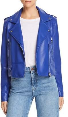 Blank NYC BLANKNYC Faux Leather Moto Jacket