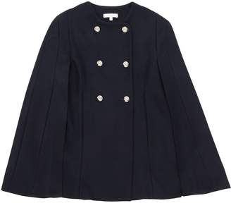 Chloé Wool Felt Cape