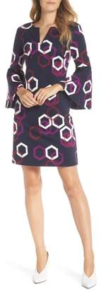 Trina Turk trina Pali Hexagon Dress