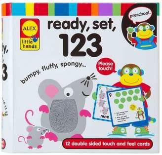 Alex Ready, Set, 123 Learning Flash Cards