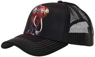 The Mountain Men's Painted Elephant Hat