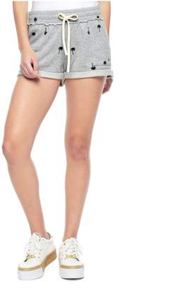 Juicy Couture Palm Tree Terry Roll Short