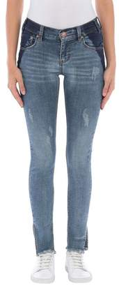 One Teaspoon ONE x ONETEASPOON Denim trousers