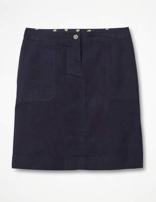 Boden Chino Skirt