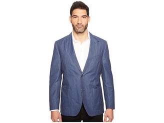 Kroon Vintage Washed Bono Two-Button Blazer Men's Coat