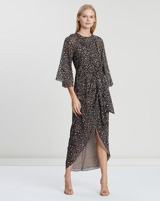 bf4ffda5f20e Shona Joy Tie Waist Dresses - ShopStyle Australia