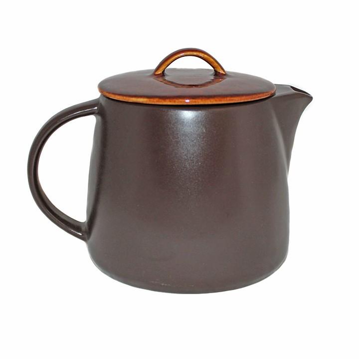 Euro Ceramica Amber Reactive Cereal Teapot
