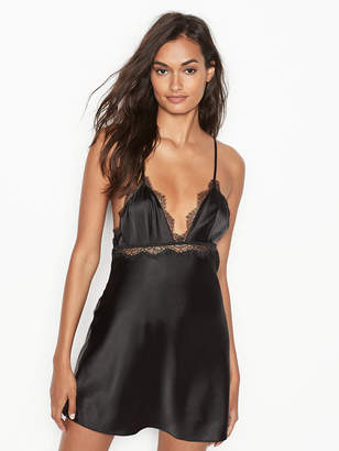 Very Sexy Satin & Lace Slip