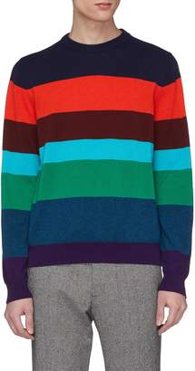 Paul Smith Stripe cashmere sweater