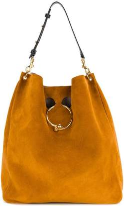 J.W.Anderson large piercing shoulder bag