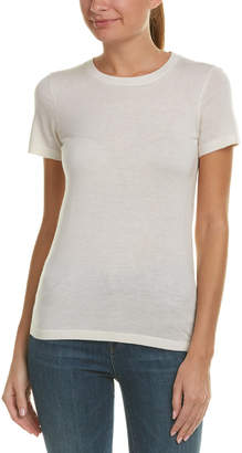 AG Jeans Fallon Cashmere & Silk-Blend Sweater