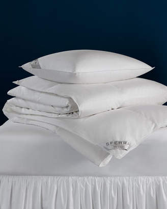Sferra 600-Fill European Down Continental Square Pillow