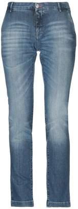 AR+ CAMOUFLAGE AR AND J. Denim pants - Item 42709293TF