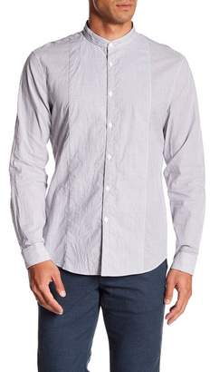 John Varvatos Collection Double Collar Regular Fit Shirt