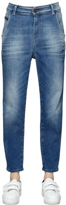 Fayza Evo Cotton Denim Jeans $189 thestylecure.com
