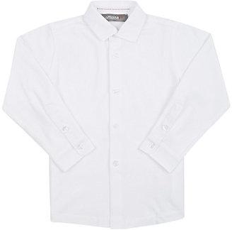Officina51 Cotton Jersey Shirt $88 thestylecure.com