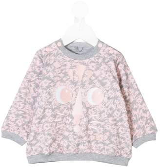 Kenzo jersey print sweater