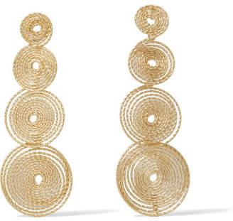 Rosantica Soffio Gold-tone Earrings