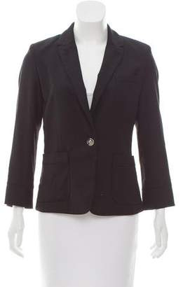 Marc by Marc Jacobs Structured Wool Blazer