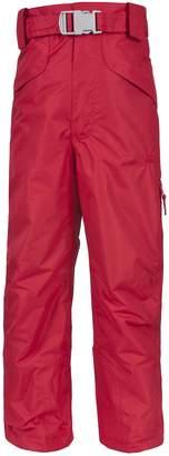 Trespass Kids Unisex Marvelous Ski Pants With Detachable Braces