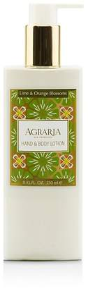 Agraria Lime & Orange Blossom Hand & Body Lotion