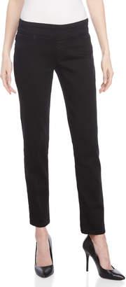 Dash Twill Pull-On Skinny Pants