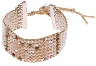 Nakamol Design Beaded Cuff Bracelet