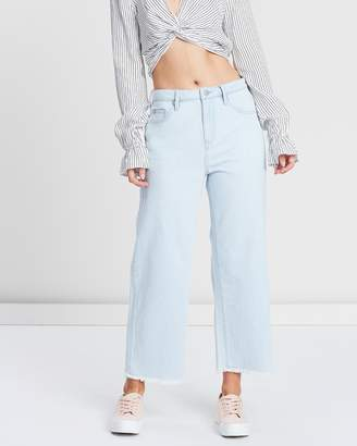 All About Eve Gracie Denim Culottes