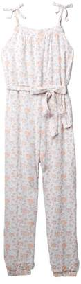 7 For All Mankind Tie Jumpsuit (Big Girls)