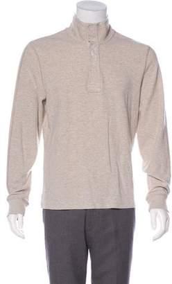 Jack Spade Knit Henley Sweater