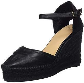 42fc4b3f775c Castaner Women s s Carol C8Edss18025 Espadrilles Black 100