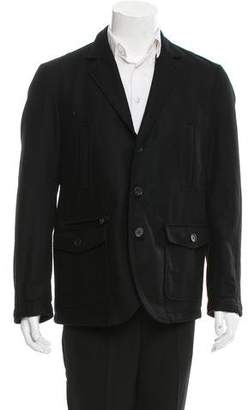 Allegri Cashmere Point Collar Jacket